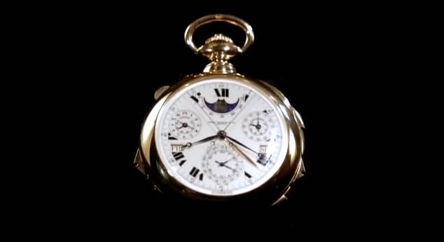 Nejdražší hodinky světa
