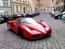 Naše Ferrari Enzo:) - VIDEO