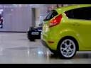 Top Gear - Test: Nový Ford Fiesta - VIDEO