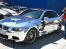 BMW M3 ve chromu - VIDEO